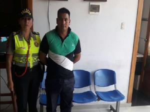 Seis requisitoriados son intervenidos en Tingo María