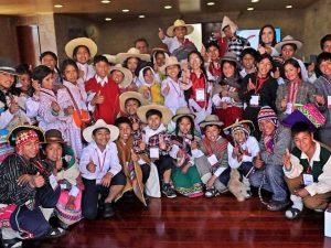 Tinkuy 2017 reunirá a niños de 14 pueblos indígenas
