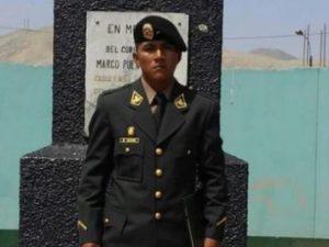 Ayacucho: Policía cae abatido en combate