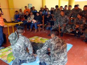 Ayacucho Alistan curso de Defensa Civil para hacer frente a emergencias