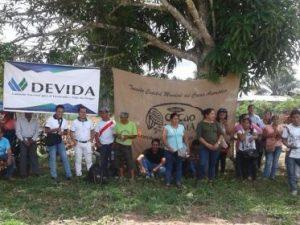 Promueven desarrollo de sector cacaotero en Tocache