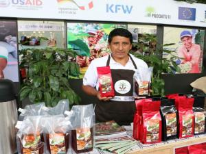Caficultores del Vraem expondrán lo mejor de su producción en Lima