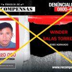 Capturan a requisitoriado por robo agravado en San Martín
