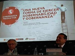 En España divulgan realidad de la gobernanza productiva en agro peruano