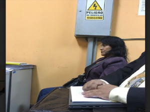 Exalcaldesa de Tocache tendría tres años de cárcel efectiva