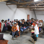 Huánuco: Capacitan a pobladores de comunidad campesina por Día de la Mujer Rural