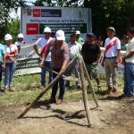 Inician construcción de segunda etapa de canales de irrigación en Tocache