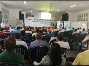 Minagri promueve modernización estadística agraria en San Martín