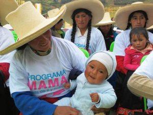 Premian proyecto en quechua y awajun contra desnutrición y mortalidad