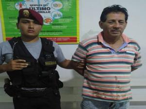 Policía captura requisitoriado en Tingo María