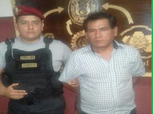 Policía captura tres requisitoriados en Tingo María