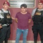 Policía interviene a cinco requisitoriados en Leoncio Prado