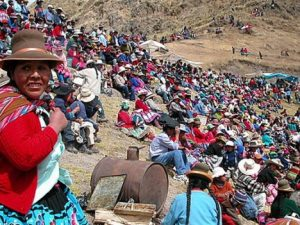 Hacen llamado a identificarse como quechuas en los censos nacionales