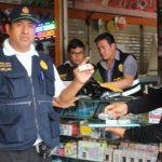 Puerto Maldonado: Intervienen locales por la presunta venta de celulares robados