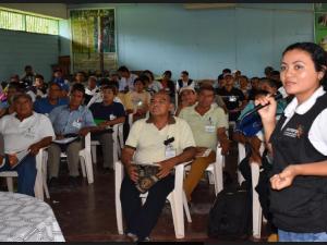 Ucayali: Agentes tecnológicos capacitados en escuela en productividad de cacao