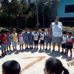 San Martín: Realizan simulacro de sismo en escuelas de Tocache