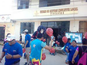 Tocache: Promueven acciones a favor de personas con discapacidad
