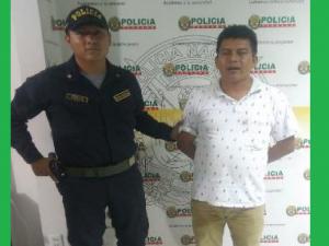Tres requisitoriados son intervenidos en Leoncio Prado