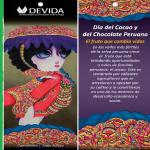 Turistas degustaron cacao y chocolate peruanos al conmemorarse el día de estos productos