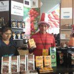 Cacao y café del Vraem se lucen en Mistura