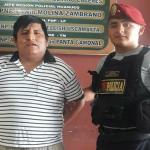Dos requisitoriados son capturados en Leoncio Prado