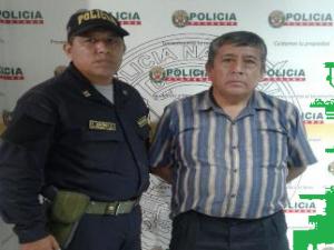 Leoncio Prado: Cinco requisitoriados son capturados por la policía