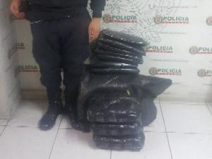 Leoncio Prado: Decomisan 20 kilos de hoja de coca