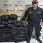 Leoncio Prado: Decomisan cargamento de hoja de coca