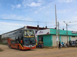 Madre de Dios: Asaltan cinco buses de pasajeros en La Pampa