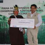 Más de 100 comunidades recibirán incentivos para conservar bosques