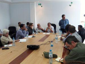 Monzón aguarda reactivación de proyectos para consolidar desarrollo