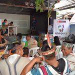 Pasco: Unas 15 comunidades ashaninkas y yaneshas conservarán 71 mil hectáreas boscosas