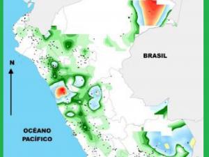 Puerto Maldonado alcanzó el mayor acumulado de lluvias en las últimas 24 horas