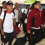 Selección peruana de fútbol recibe apoyo de niños del Vraem