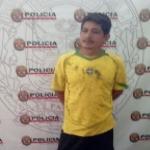 Sujeto requisitoriado es capturado en Leoncio Prado