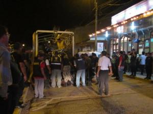 En prevención del delito clausuran locales nocturnos en Puerto Maldonado