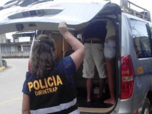 Acusadas de explotar sexualmente a siete jovencitas son encarceladas en Puerto Maldonado