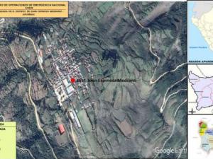 Apurímac: Evaluarán áreas de cultivo afectadas por granizada