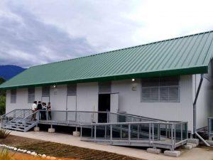 San Martín: Entregan aulas prefabricadas a 16 escuelas