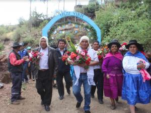 Ayacucho: Comunidad de Huaccaña eleva su categoria a centro poblado