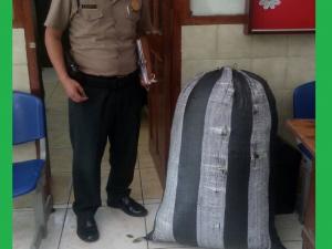 Decomisan cargamento de coca en Leoncio Prado