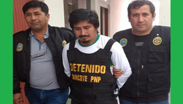 Capturan a presunto terrorista en Calca — Cusco