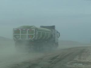 Disponen paralización de traslado de cobre en camiones para evitar afectación a la población de Ilo
