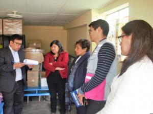 Amazonas: Inspeccionan escuelas para evitar distribución de conservas contaminadas