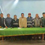 Huamalíes: Inician estudios de pre inversión para el proyecto de riego Yacupashtag y Yanacancha