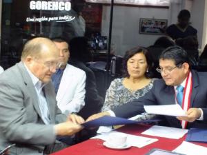 Huánuco: Implementarán más servicios sanitarios para Ambo y Pachitea