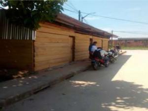 Loreto: Reubican a familias afectadas por erosión de suelo a causa de lluvias