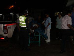 Madre de Dios: Policía frustra asalto a vehículos de transportes en Inambari