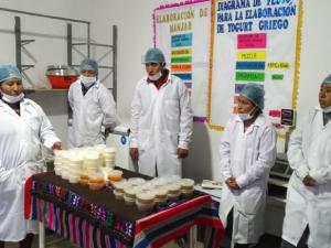 Más de 470 jóvenes graduados en producción agropecuaria sostenible y emprendimiento