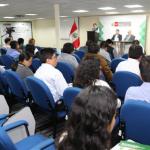 Minagri capacita a gobiernos regionales sobre titulación de tierras